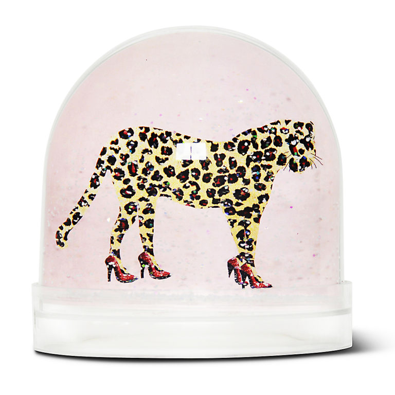 Shake it Baby snowball DVF Cheetah