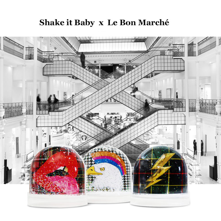 Shake it Baby and LeBonMarche