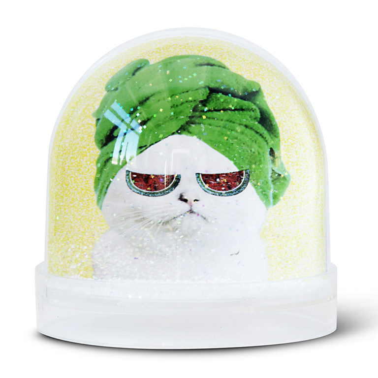 Shake it Baby snowball Creative Cat